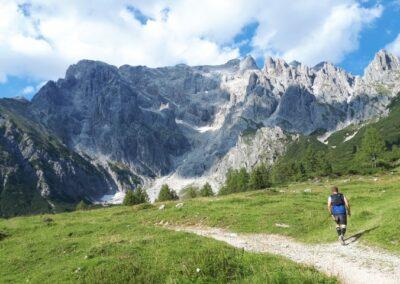 Trailrunning in Hochkönig